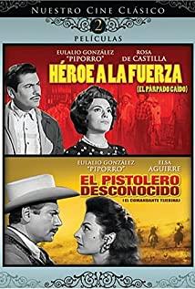 'El pistolero desconocido' (El comandante Tijerina) (1967) cover