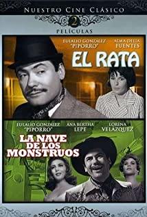 'El rata' (1966) cover