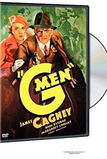 'G' Men (1935) cover