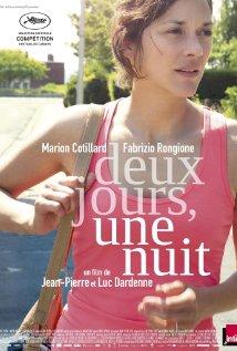 Deux jours, une nuit (2014) cover