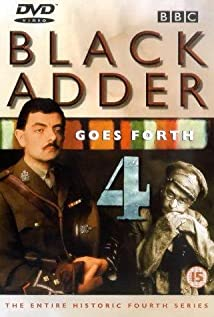 Blackadder Goes Forth (1989) cover