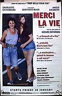 'Merci la vie' (1991) cover