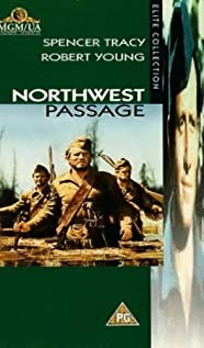 'Northwest Passage' (Book I -- Rogers' Rangers) (1940) cover