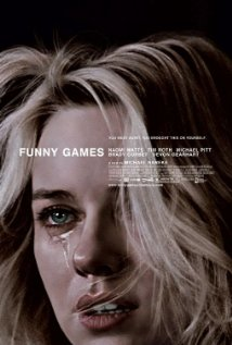 Funny Games (2007) cover