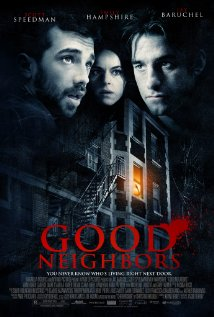Good Neighbours (2010) cover