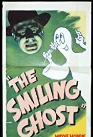'The Smiling Ghost' (1941) cover