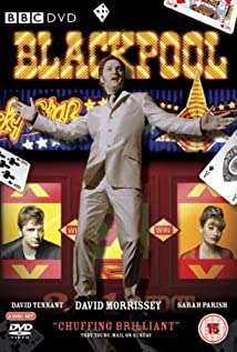 Blackpool (2004) cover