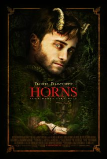Horns (2013) cover