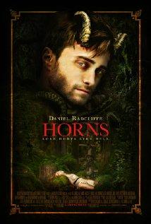 Horns (2013) cover