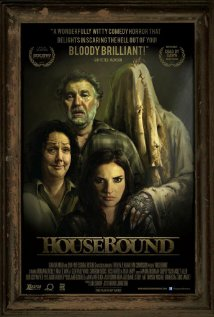 Housebound (2014) cover