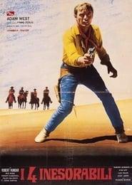 I 4 inesorabili (1965) cover