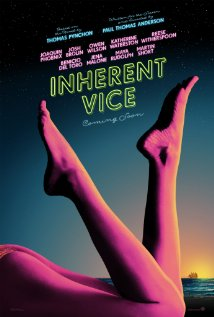 Inherent Vice (2014) cover