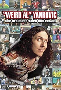 'Weird Al' Yankovic: The Ultimate Video Collection (2003) cover