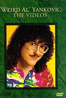 'Weird Al' Yankovic: The Videos (1996) cover