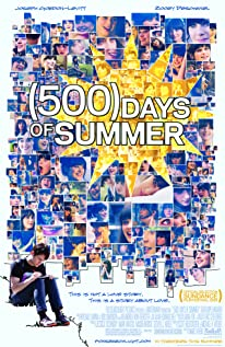 (500) Days of Summer 2009 poster