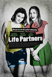 Life Partners (2014) cover