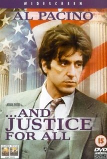 ...And Justice for All. (1979) cover