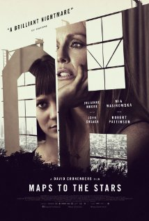 Maps to the Stars (2014) cover
