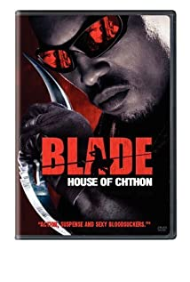 Blade: The Series (2006) cover