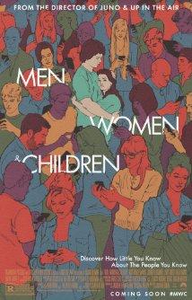 Men, Women & Children (2014) cover