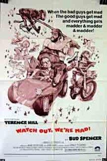 ...altrimenti ci arrabbiamo! (1974) cover