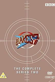 Blakes 7 1978 poster