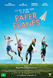 Paper Planes 2014 poster