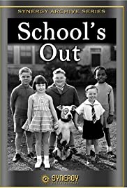 School's Out (1930) cover