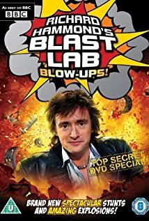 Blast Lab (2009) cover