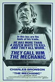 The Mechanic (1972) cover