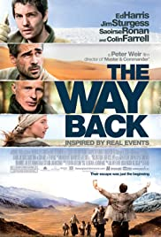 The Way Back (2010) cover