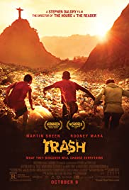 Trash (2014) cover