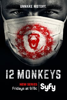 12 Monkeys (2014) cover