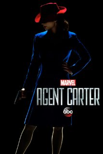 Agent Carter (2015) cover