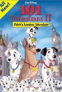 101 Dalmatians II: Patch's London Adventure (2003) cover