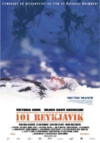 101 Reykjavík (2000) cover