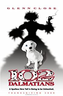 102 Dalmatians (2000) cover