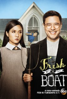 Fresh Off the Boat 2015 poster