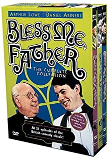 Bless Me Father 1978 poster