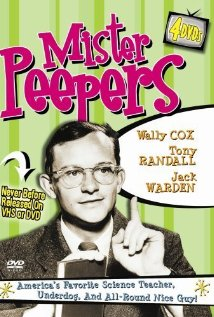 Mister Peepers (1952) cover