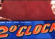 12 O'Clock (1958) cover