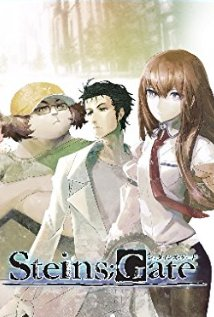 Steins;Gate (2011) cover