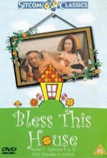 Bless This House 1971 poster