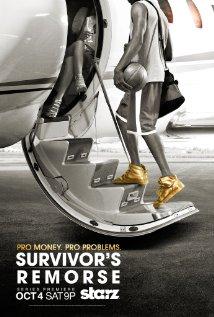 Survivor's Remorse (2014) cover