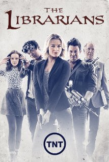 The Librarians 2014 poster