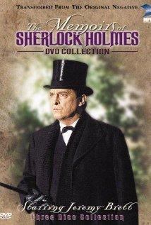 The Memoirs of Sherlock Holmes (1994) cover