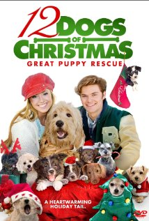 12 Dogs of Christmas: Great Puppy Rescue (2012) cover