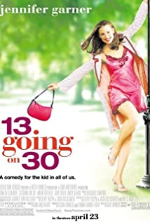 13 Going on 30 (2004) cover