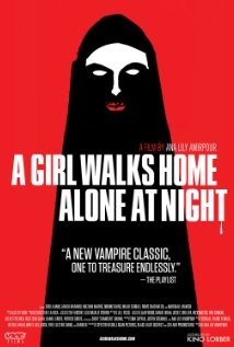 A Girl Walks Home Alone at Night (2014) cover
