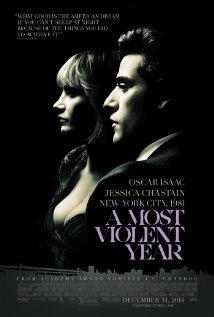 A Most Violent Year (2014) cover